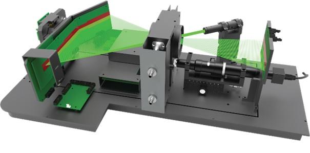 Bettersizer S3 optik sistemi (DLOIS)