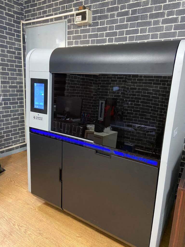 xJet 410 3D MUM KALIP DEMO Yazıcımız