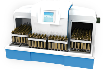 NOVAWAVE FA Tam Otomatik Mikrodalga Yakma Sistemi